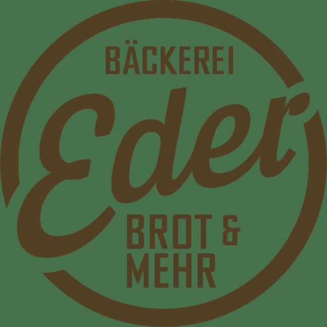 LOGO Bäckerei Eder