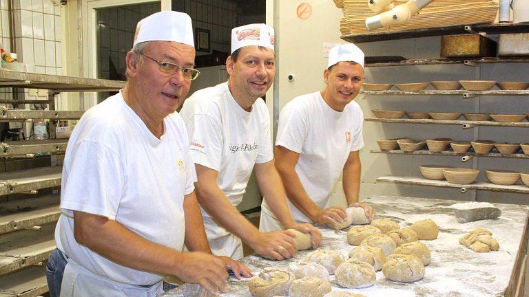 Bäckerei Eder Generationen