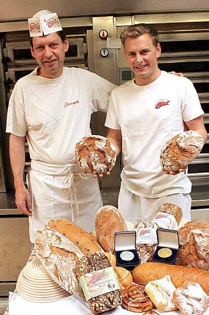 Auszeichnungen für Eder Brot