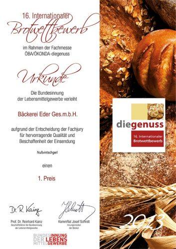Bäckerei Eder Imagefoto