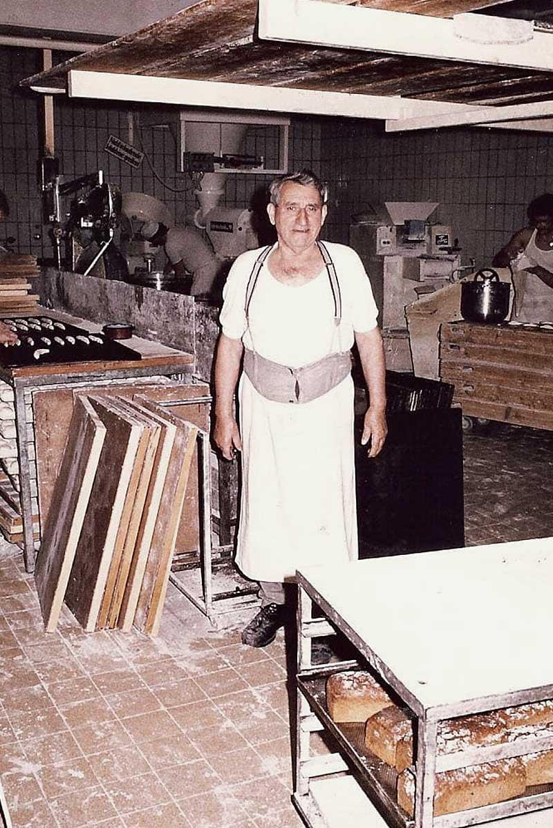 Bäckerei Eder der Uropa Eder