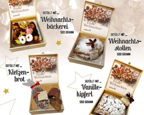 Wienerwald-Kisterl Weihnachten