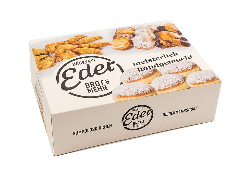 Bäckerei Eder Karton-Klein