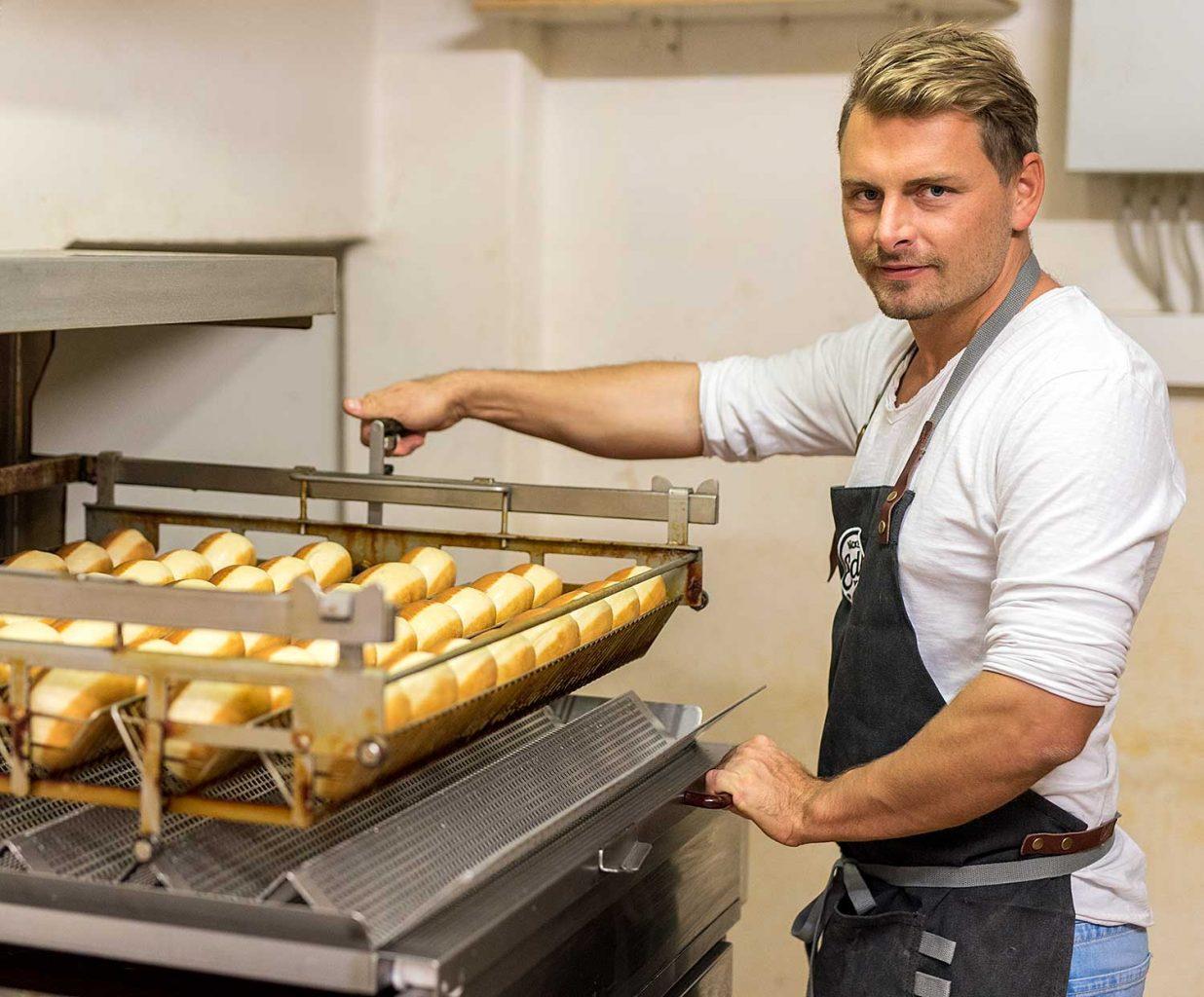 Bäckerei Eder Krapfenzeit
